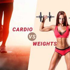 Kardió edzés vagy súlyzózás?