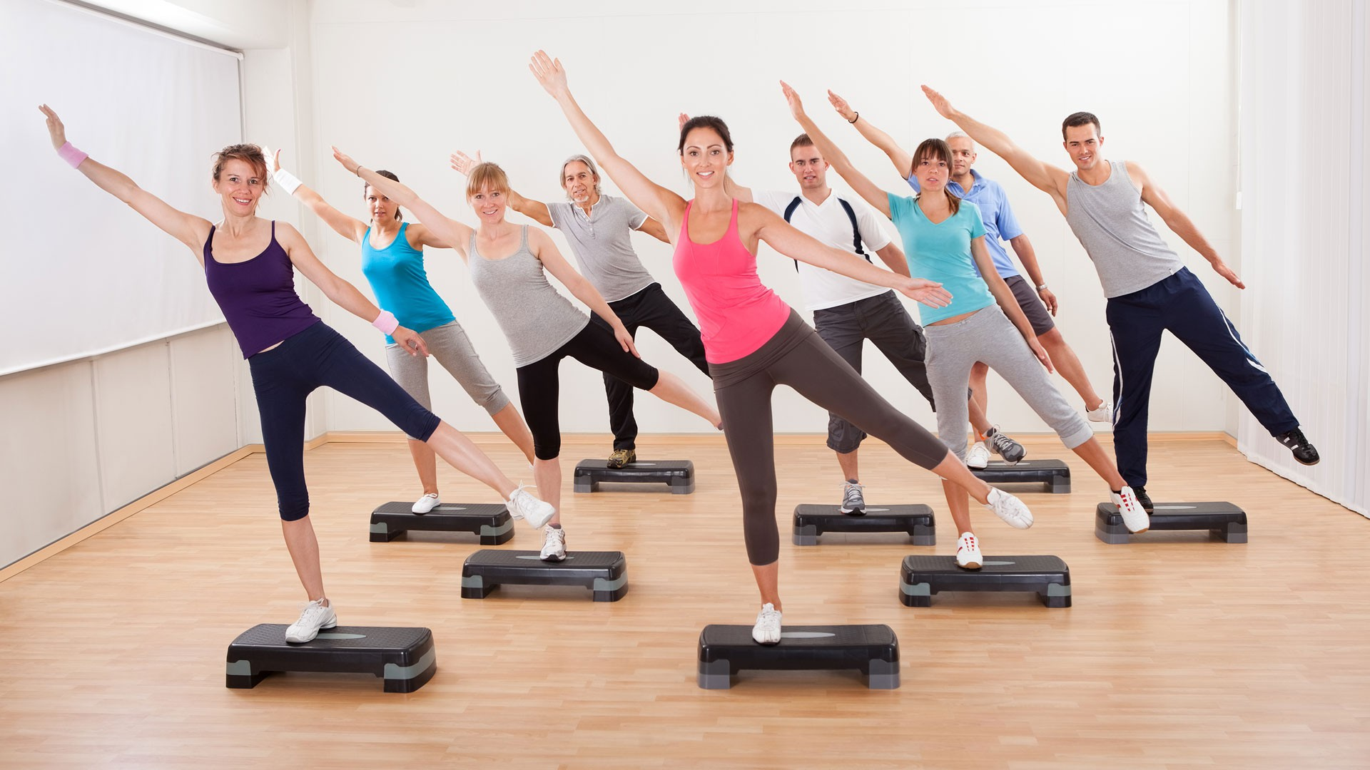 aerobic kardió edzés