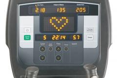 Life Fitness Inspire szobabicikli achieve_LED
