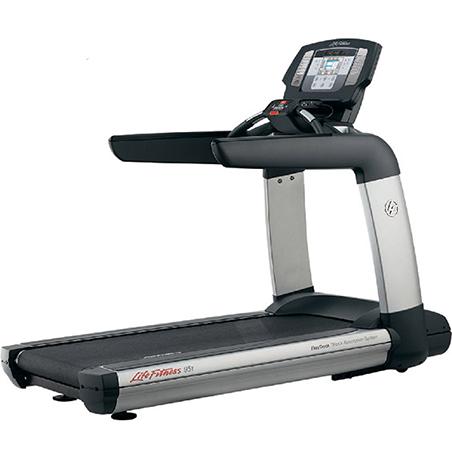 Life Fitness használt futópad