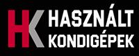 Használt kondigépek logó