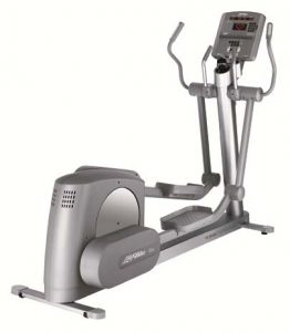 Life Fitness használt elliptikus tréner