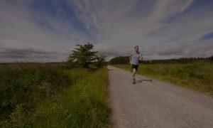 futás a szabadban