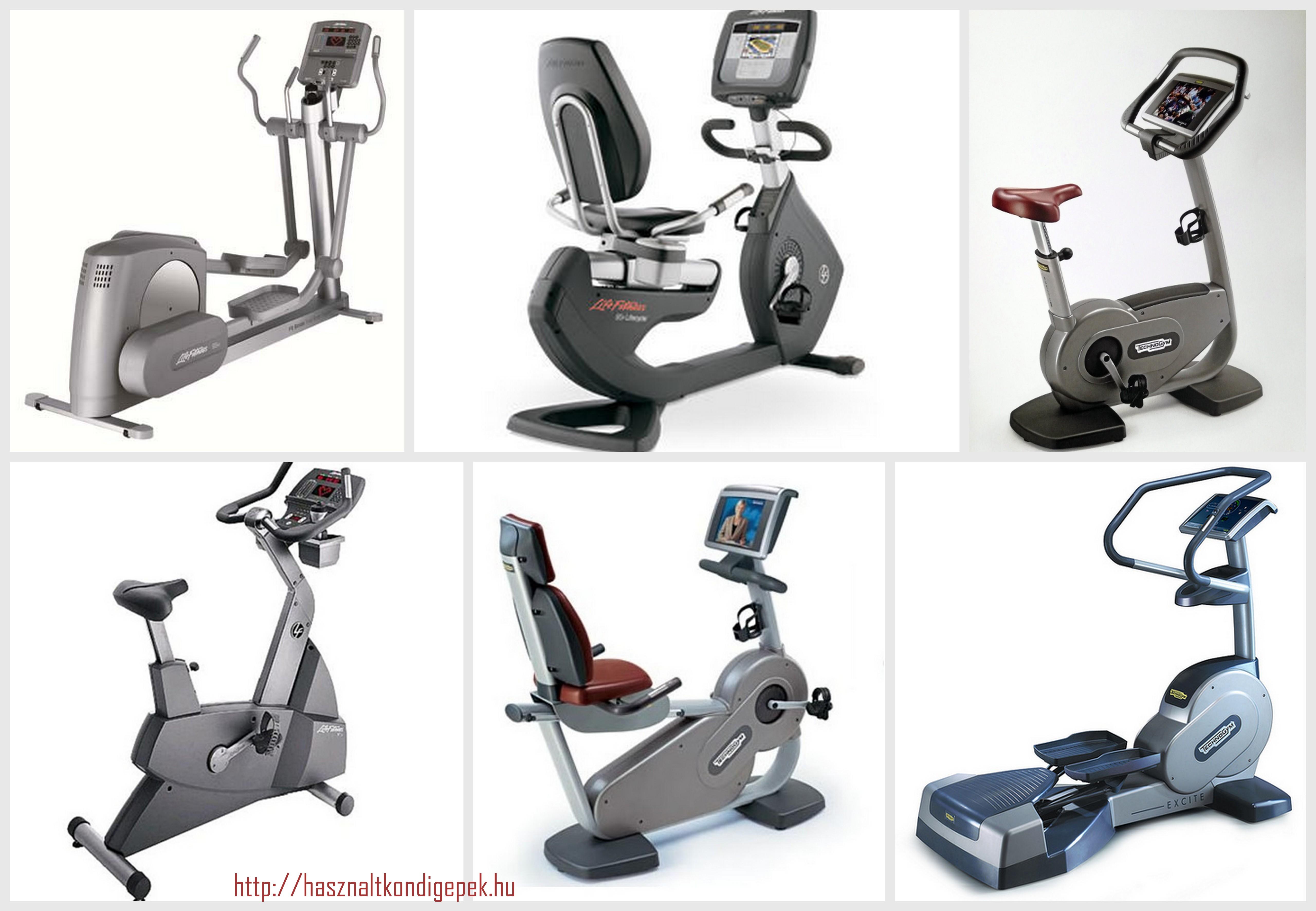 használt futópad, taposógép, ellipszis tréner, szobabicikli