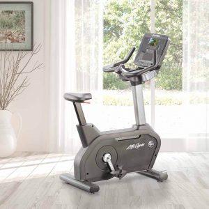 Life Fitness használt szobabicikli otthoni használatra..