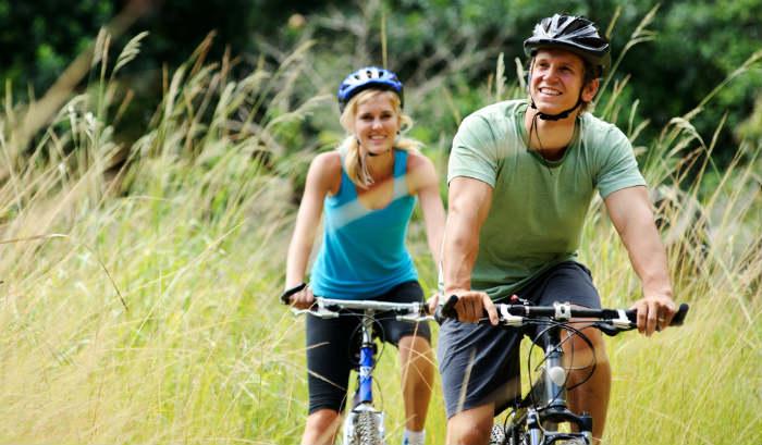 kerékpározás jótékony hatásai