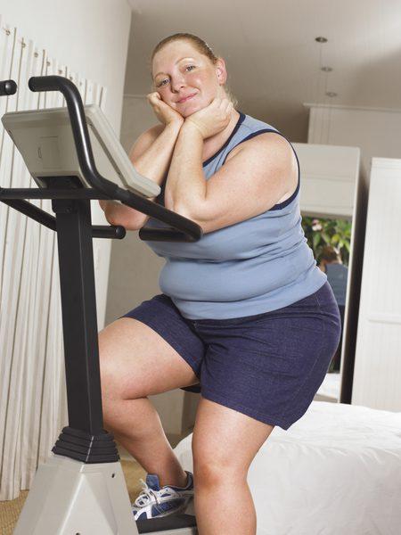 edzés használt szobabicikli otthon