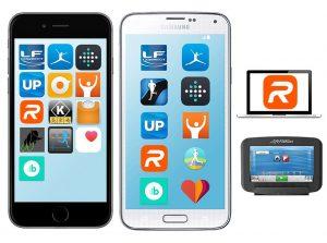 Life Fitness használt futópad letölthető applikáció