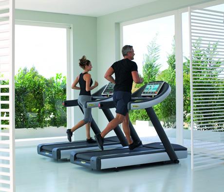 Life Fitness és Technogym használt futópad otthonra