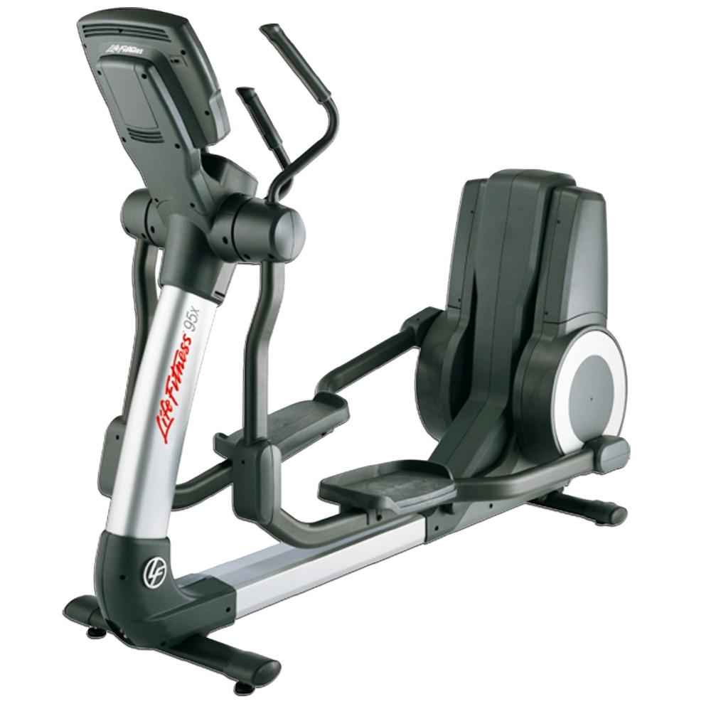Life Fitness 95X Inspire használt elliptikus tréner