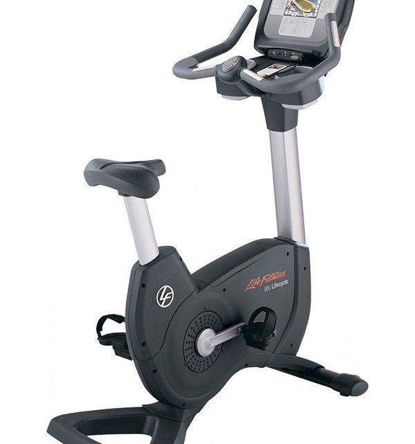 Life Fitness 95C Inspire használtszobabicikli