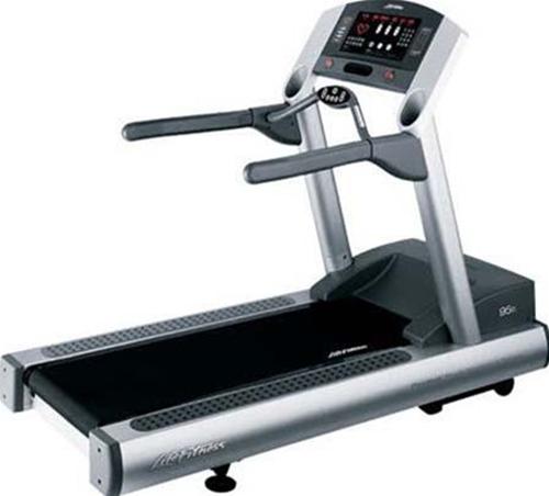 Life Fitness 95 Ti használt futópad