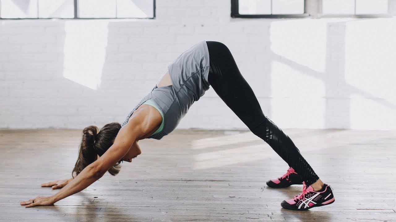 Végezz statikus nyújtó gyakorlatokat használt futópad használata után!