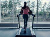 Futóedzés a nappaliban - használt futópad
