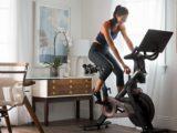 Szobabiciklis edzés otthon