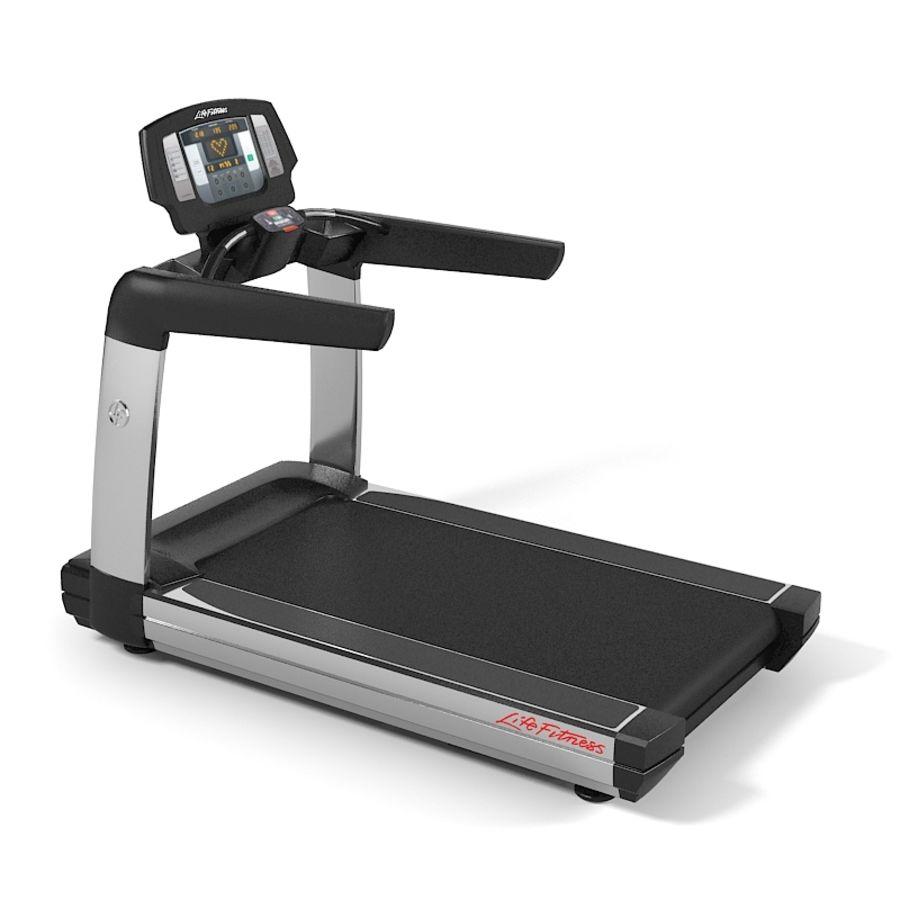 Life Fitness 95T használt futópad