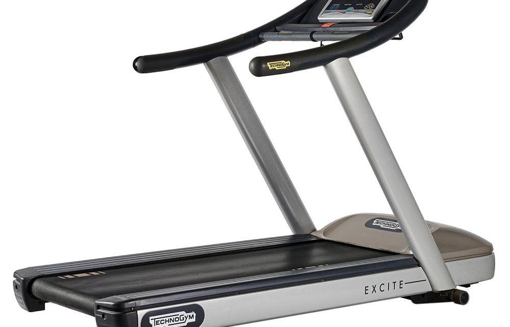Technogym Excite Jog 700 használt futópad