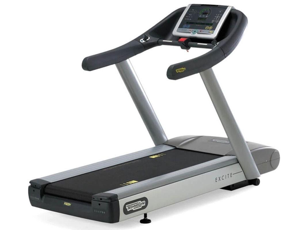 Technogym Run Excite Jog használt futópad