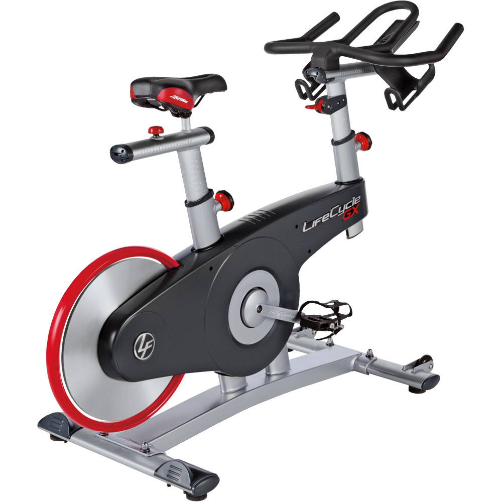 Primo Fitness Life Fitness LifeCycle GX Group Exercise spinning kerékpár