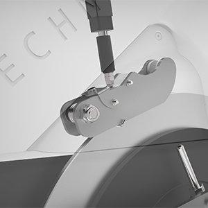 Technogym spinning kerékpár mágnesfékes rendszer