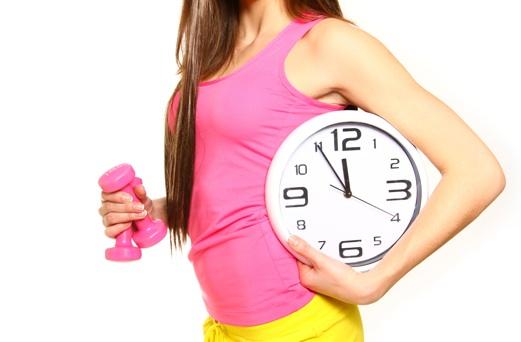 találj időt az edzésre