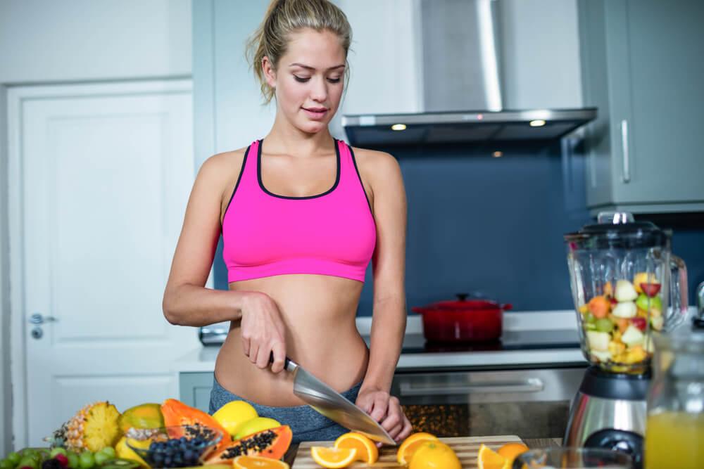 étkezés edzés előtt