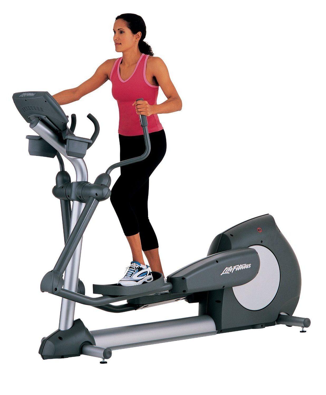 life fitness használt elliptika rehabilitációra