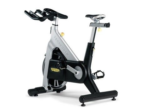 Technogym használt spinning kerékpár
