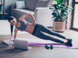 az otthoni edzés előnyei