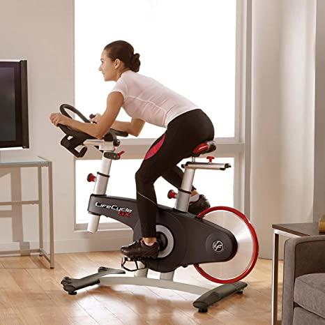 Life Fitness használt szobakerékpár