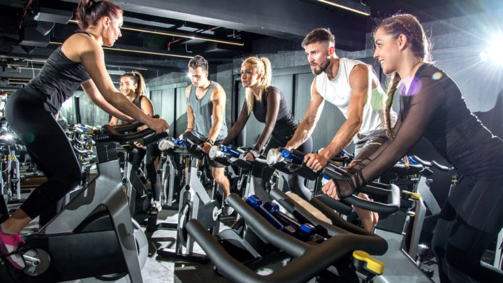 spinning_csoportos edzés